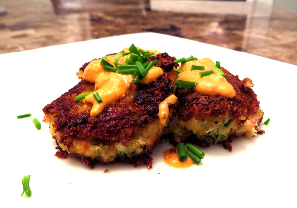 Recipes For Crab Cakes With Cream Cheese