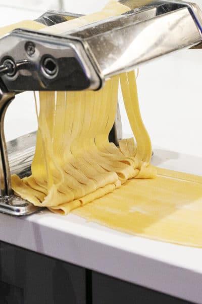 Easy Fresh Homemade Pasta Recipe