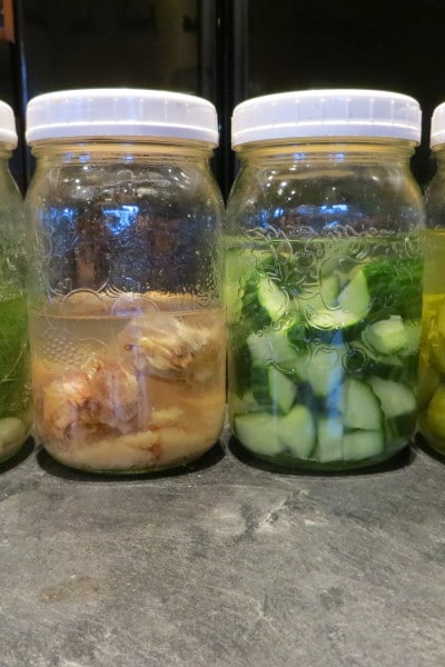 Savory Infused Vodka
