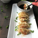 Homemade Gyoza Recipe and the Best Dipping Sauce Ever