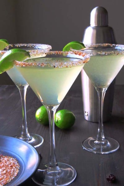Lime Berry Marga-tini