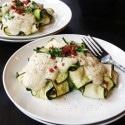 Zucchini Ravioli