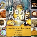 Homemade Summer – A Cookbook Review and Giveaway