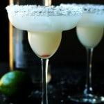 Coconut Chili Lime Margarita
