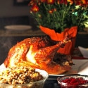 How to Cook a Brined Turkey Dinner with Amazing Sausage Stuffing