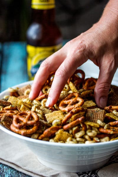 Crack Nuts and Bolts Recipe with Ranch That Will Have Everyone Addicted