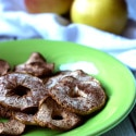 Simple and Healthy Dried Apple Chips