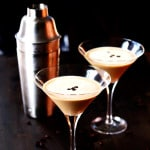 Espresso Martini Recipe with Baileys
