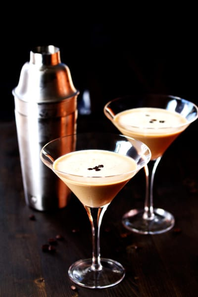 How to Make an Espresso Martini Recipe with Vodka and Baileys