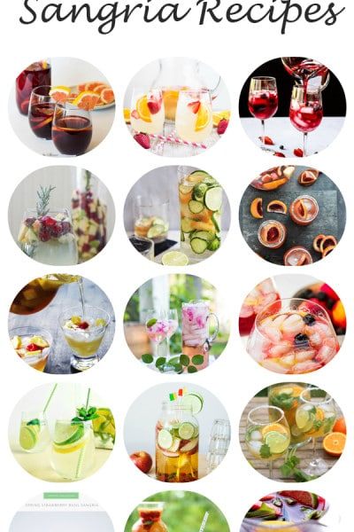 15 Awesome Sangria Recipes