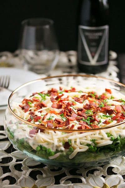Our Favorite Layered Salad