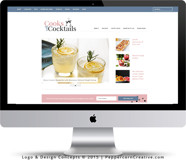 CooksWithCocktails-iMac-Website