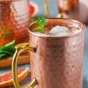 Grapefruit Mint Julep