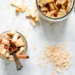Apple Cinnamon Overnight Oats with Dream Boosted Almond