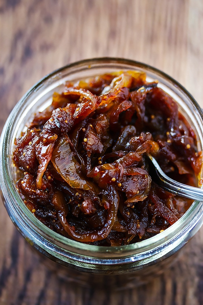 Onion and Fig Jam