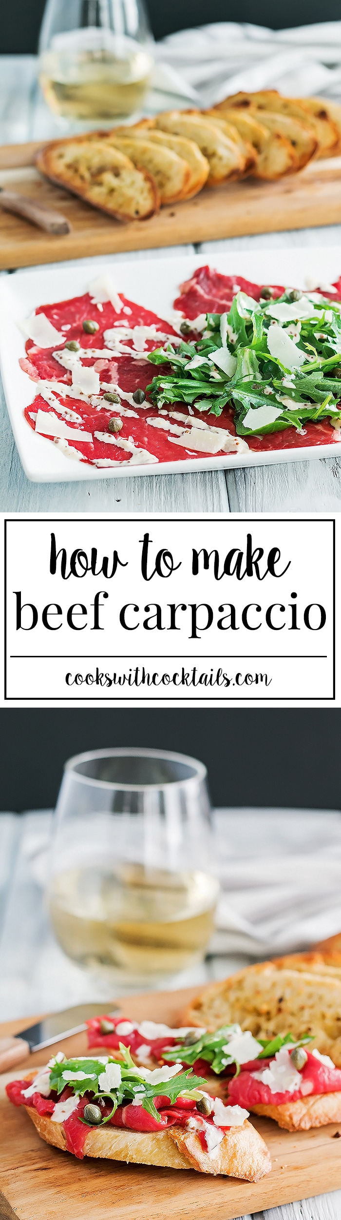 Beef Carpacio Recipe