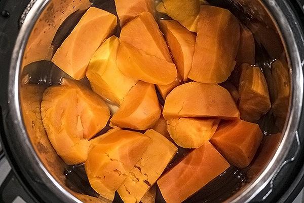 potatoes in my instant pot