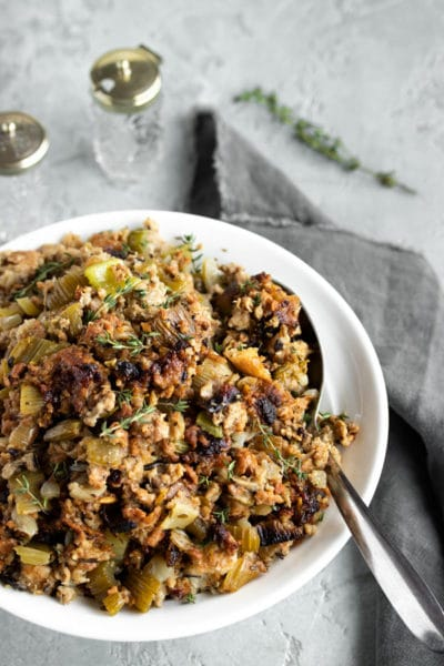 Amazing Turkey Stuffing Recipe with Sausage