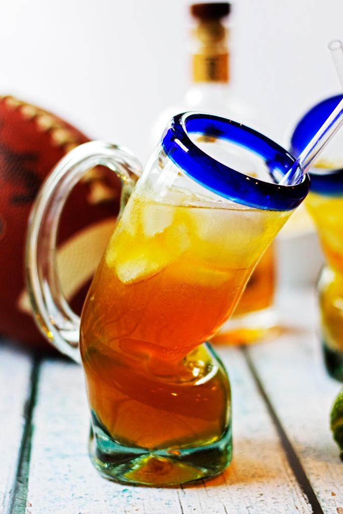 Whiskey Beer Lemonade