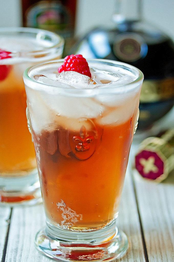 Ginger Ale Drinkki