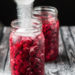 Homemade Raspberry Liqueur or Raspberry Vodka